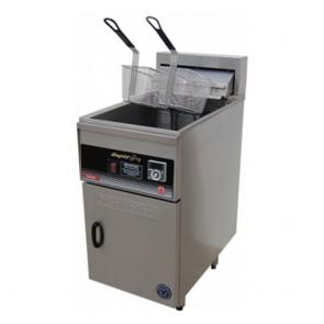 Goldstein 2 Baskets Electric Fryer (Split Pan) FRET-18D(L)