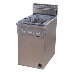 Goldstein 2 Baskets Gas Fryer TGF-1M/400(L)