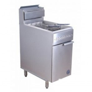 Goldstein 2 Baskets Gas Fryer VFG-1(L)