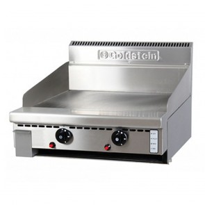 Goldstein 2 Burner Gas Griddle GPGDB-24