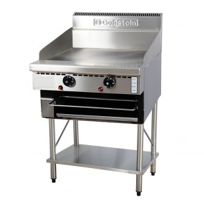 Goldstein Electric Commercial Griddle with stand GPEDB/ST-24