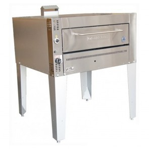 Goldstein Gas Double Deck Pizza Oven G236/2