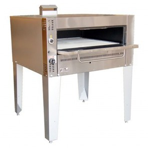 Goldstein Gas Single Deck Pizza Oven G236