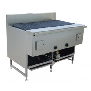 Goldstein Ultra Heavy Duty Radiant Gas BBQ Broiler RBAHD