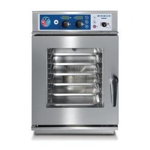 GR807 Blue Seal S Line 6 Tray Electric Compact Combi-Steamer With Automatic Wash System Ec623Csdw