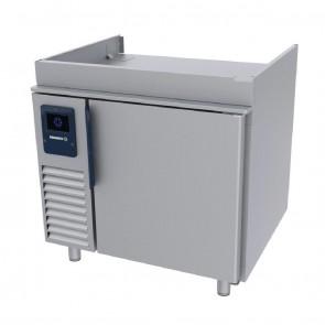 GR847 Friginox Reach-In Blast Chiller/Freezer W/Combi-Steamer Stacking Kit Sbfmx30Ats
