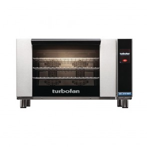 GR870 Turbofan E28T4 - Full Size Electric Convection Oven Touch Screen Control