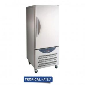 GT621 30Kg/10 Tray Blast Chiller Freezer