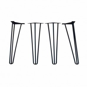 Hairpin Coffee Table Legs Set of 4