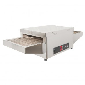 HC935 Woodson Starline W.CVP.C.24 P24 Countertop Pizza Conveyor Oven