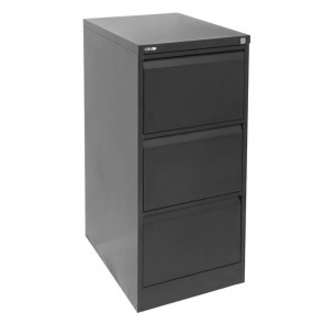 Heavy Duty 3 Drawer Filing Cabinet