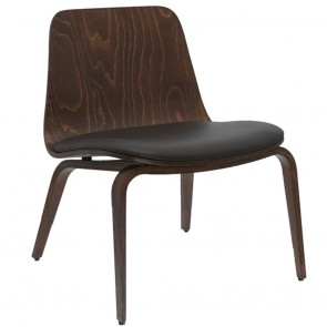 Hips Upholstered Wide Dining Chair B-1802