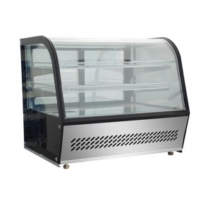 HTR120 FED 120 Litre Chilled Counter-Top Food Display HTR120