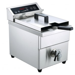 IF3500S FED Single tank induction Fryer - IF3500S