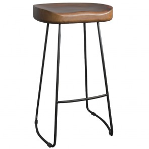 Industrial Bar Stool Sled Base