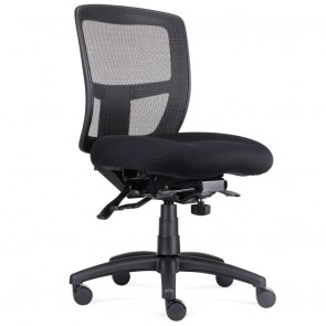 Ines Ergonomic Adjustable Height Task Chair