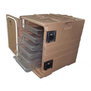IPC90 FED Insulated Front Loading Food Pan Carrier IPC90