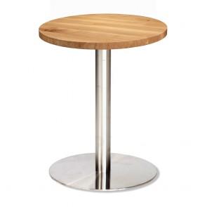 Jaquelina Round Oak Table