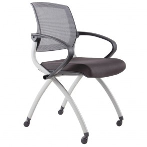 Jasmin Mesh Back Conference Training Folding Chair