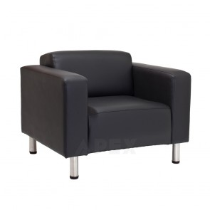 Jazlyn 1 Seat Reception Lounge Custom Fabric Options