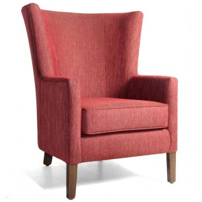 Juliet Wing Chair Armchair