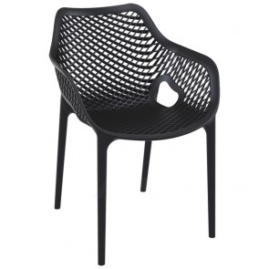 Kassandra XL Armchair Colored Commercial Quality Stackable