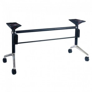 Mobile Flip Top Folding Table Base