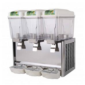 KF12L-2 FED Double Bowl Juice Dispenser - KF12L-2
