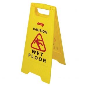 L416 Wet Floor Sign 'Caution Wet Floor'