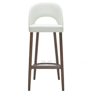 Leckos Fully Padded Bistro Bar Stool BST-1412
