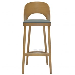 Leckos Padded Bistro Bar Stool BST-1411