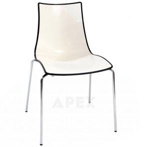 Letta Modern Cafe Restaurant Chair Commercial Grade