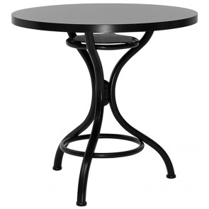 Lina Round Three-Legged Dining Table ST-9717