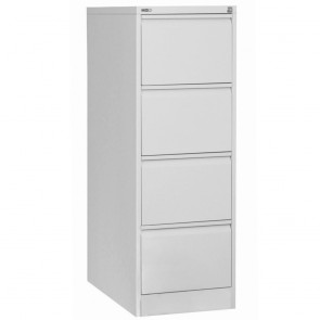 Metal 4 Drawer Vertical Filing Cabinet