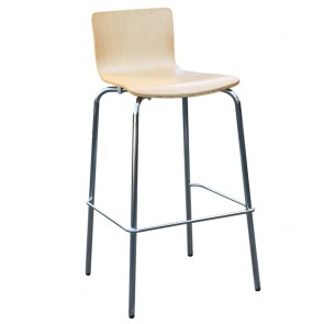 Micaela Modern Stackable Bar Stool