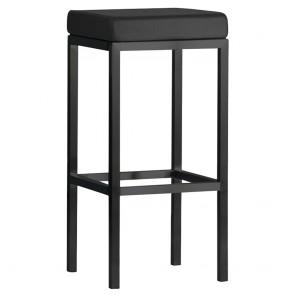 Minimalist Bar Stool Black