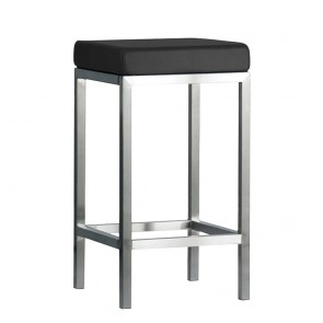 Minimalist Counter Stool SS