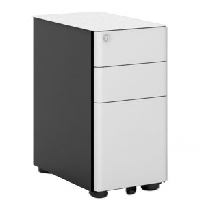Modern 3 Drawer Mobile Pedestal