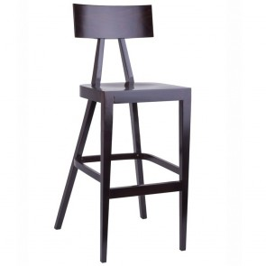 Modern Bentwood Bar Stool BST-0336