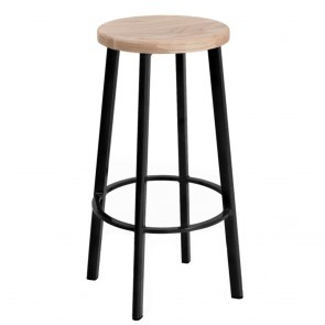 Modern Industrial Counter Stool
