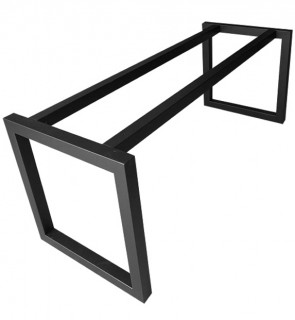 Modern Steel Table Base Frame