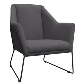 Modern Danish Reception Lounge Chair