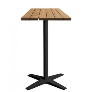 Nordic Oak Outdoor Hospitality Bar Table