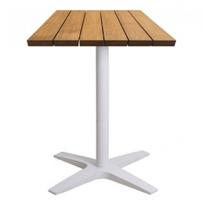 Franziska Rustic Wood Outdoor Table