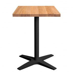 Franziska Oak Wood Hospitality Table