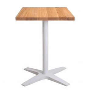 Franziska Oak Wood Cafe Table