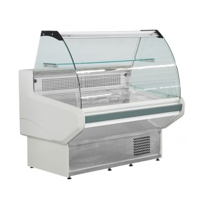 NSS1800 FED Bonvue Curved Deli Display NSS1800