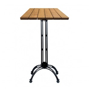 Angel Rustic French Bistro Outdoor Bar Table