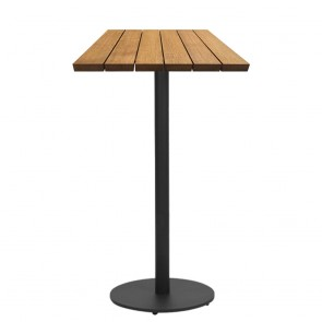 Annick II Recycled Wood Bar Table