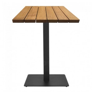 Annick Rustic Timber Table